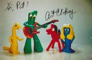 Art Clokey - Gumby & Pokey