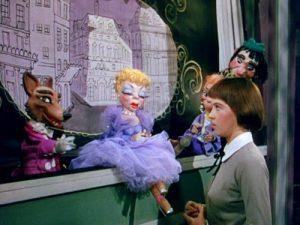 Lili, starring Leslie Caron