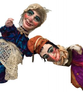 Punch & Judy Puppets