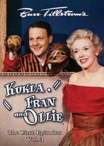 Burr Tillstrom Kukla Fran & Ollie