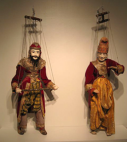 Asian Marionettes