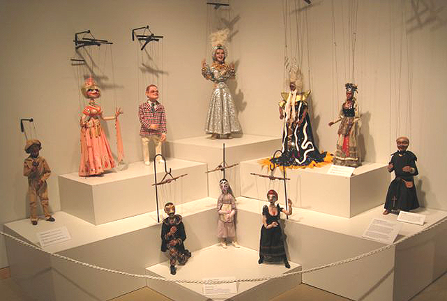 USA Celebrity Marionette Collection