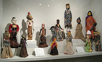 Puppets from India