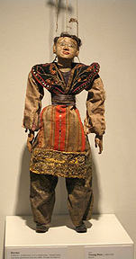Marionette from India