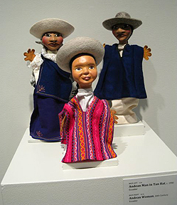 Mexican Hand Puppets