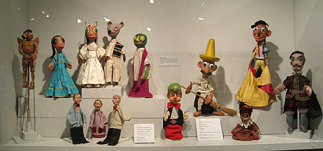 Mexican Puppet Collection
