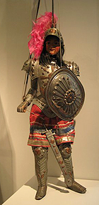 Sicilian Female Warrior